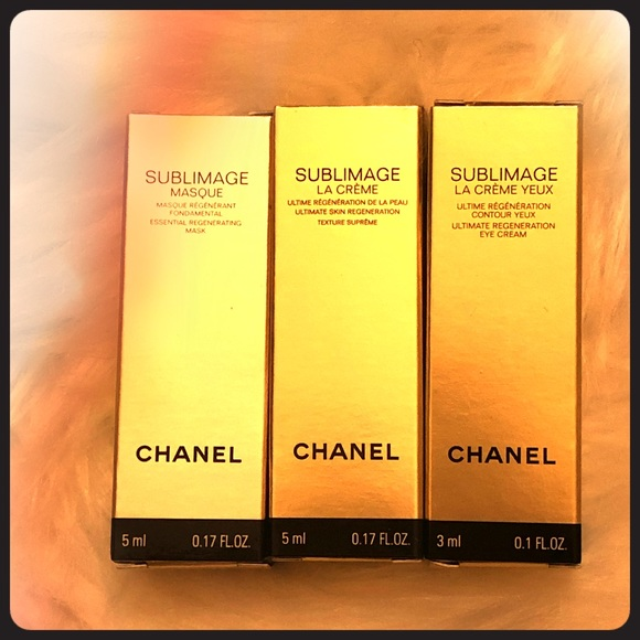 CHANEL Other - Chanel 3 set sampler